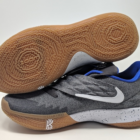 timeless design 3f8ba a387a Nike Zoom Kyrie 1 Uncle Drew Grey White Gume S 8.5